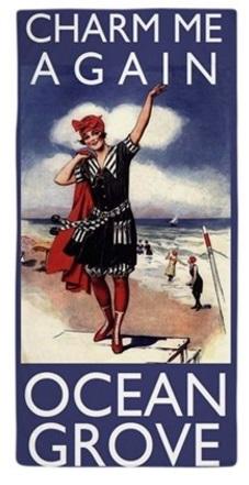 2015 HSOG Beach Towel Charm Me Again